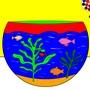 Colorie ton aquarium