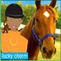Maïwenn et son cheval