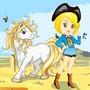 Jane et son ranch
