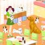 Décore un café pour chiens