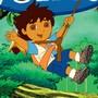 Diego dans la forêt tropicale