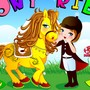 Eloé et son Poney Michoco