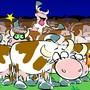 Jeu de vaches folles délirant !